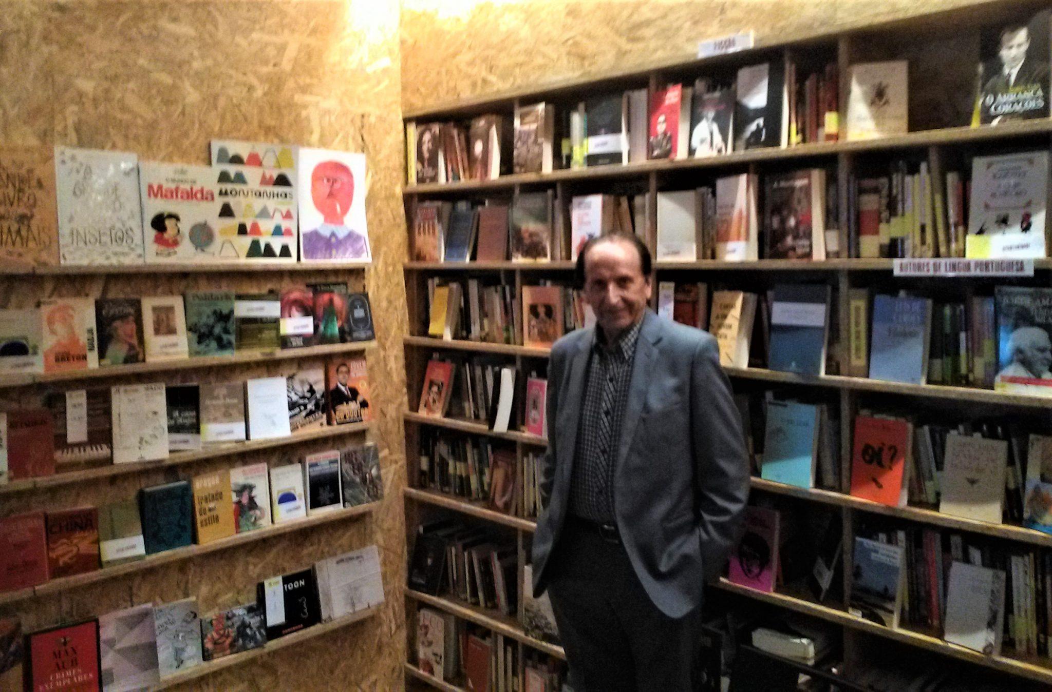 PODCAST: Livros, literatura e liberdade, com o filósofo João Ferreira (24 Abr 2018)