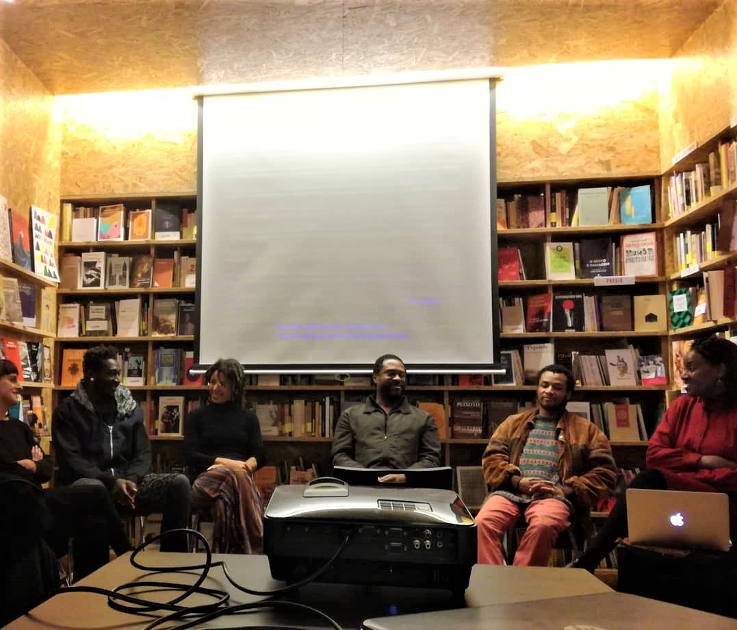 PODCAST: Afrotopia e Afrofuturismo: Impressões sobre o significado de arte afrodiaspórica (5 Dez 2018