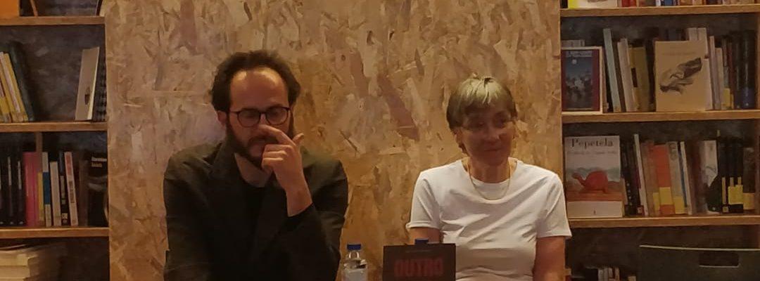 PODCAST: Lançamento de Outro Outro, de Salette Tavares, com Rui Torres (27 Mai 2019)